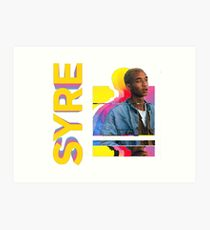 jaden smith SYRE design Art Print