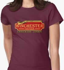 Winchester Tavern Women's Fitted T-Shirt