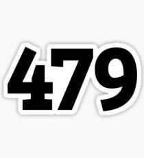 479 Sticker