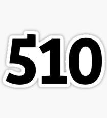 510 Sticker