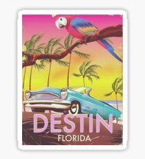 Destin Florida USA Sticker