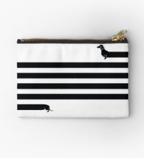 (Very) Long Dog Zipper Pouch