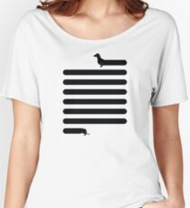 (Very) Long Dog Women's Relaxed Fit T-Shirt