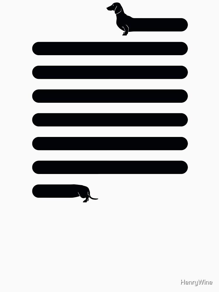 (Very) Long Dog by HenryWine