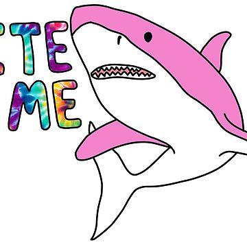 Muerdeme tiburón de emilyg22