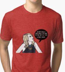 Pinot Grigio Tri-blend T-Shirt