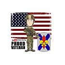 256 Infantry- Proud Veteran by 1SG Little Top