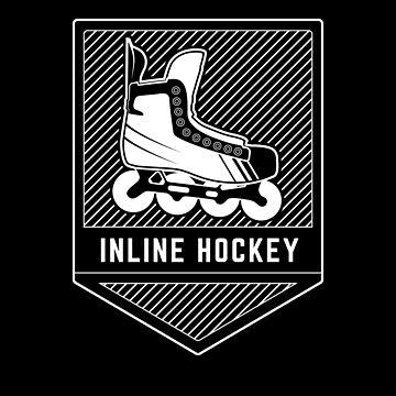 Inline Hockey & Roller Hockey by waltondt