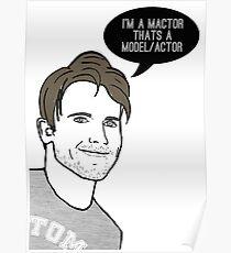 Mactor Poster