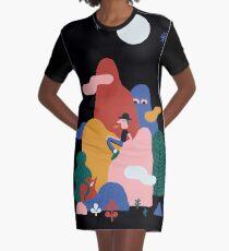 Vestido camiseta Lune de Pleine