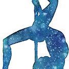 Pole Dancing Underwater by balgrittella