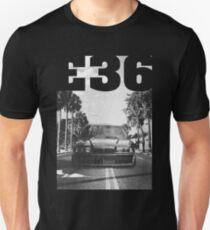 """E36 """"Palm Beach Vintage"""" Unisex T-Shirt"""