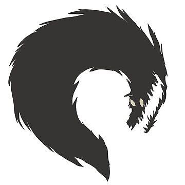Smiling Wolf by sinnart