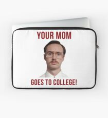 Napolean Dynamite Kip Your Mom Goes To College Laptop Sleeve