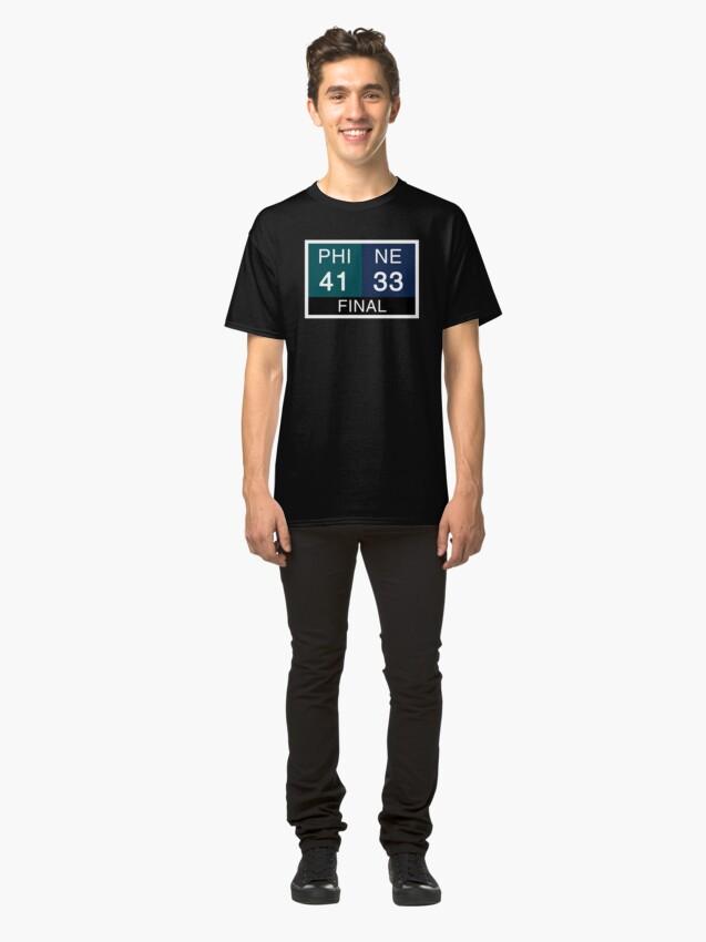 Alternate view of LII Scoreboard Classic T-Shirt
