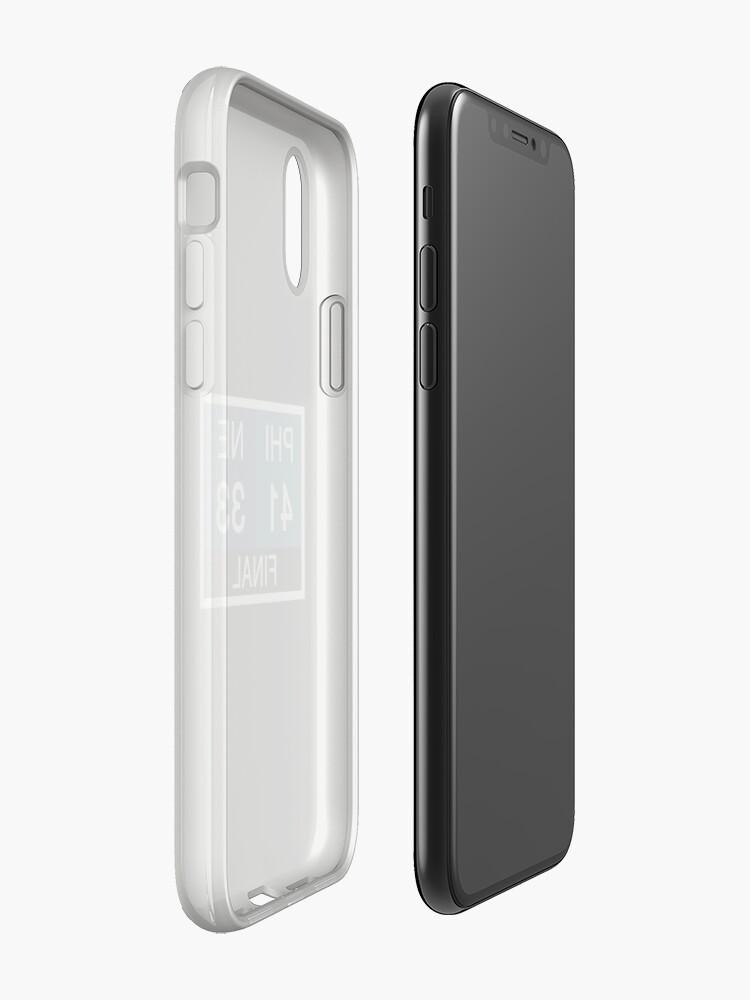 Alternate view of LII Scoreboard iPhone Case & Cover