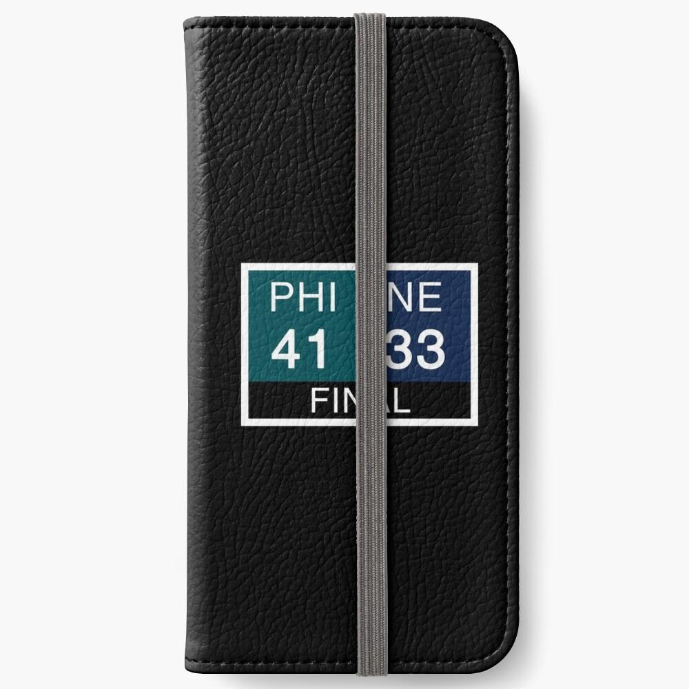 LII Scoreboard iPhone Wallet