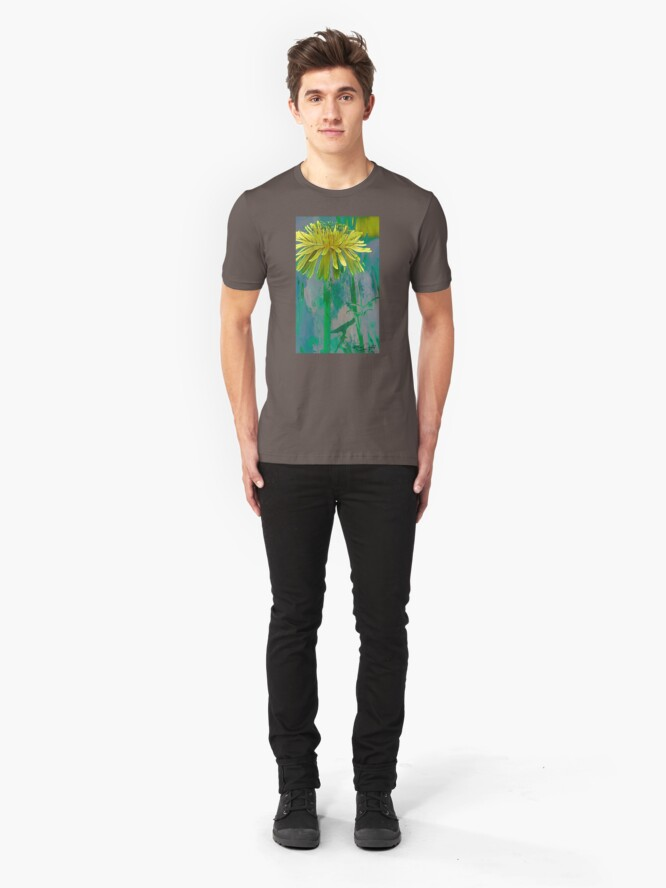 Alternate view of A Painted Lion Slim Fit T-Shirt