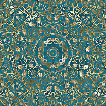 Moroccan Style Mandala by ZedEx