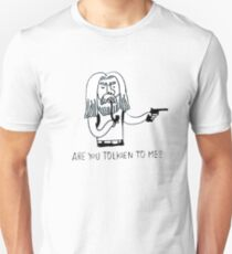 Tolkien to me Unisex T-Shirt