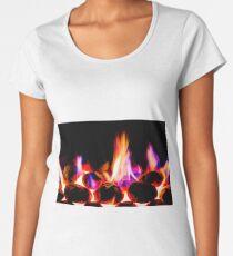 Colours of fire Women's Premium T-Shirt