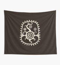 House Telvani · White Emblem Wall Tapestry