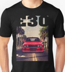 "E30 ""Palm Beach"" Unisex T-Shirt"