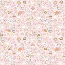 Kawaii Pastel Print by arealprincess