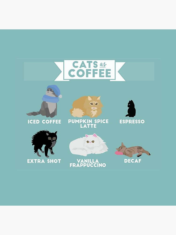 Cats As Coffee by SydneyKoffler