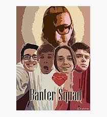 GTA Banter Squad Photographic Print