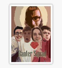 GTA Banter Squad Sticker
