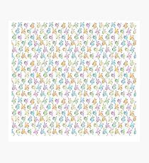 1000 Paper Cranes Photographic Print