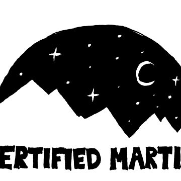 Certified Martian by MalloryNoble