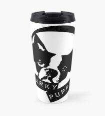 Snarky Puppy Logo HD Travel Mug