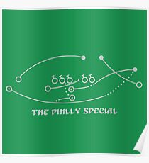 The Philly Special  Poster