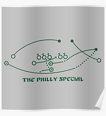 The Philly Special Alt Poster