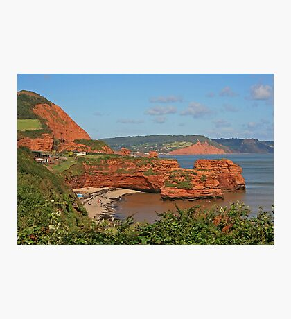Ladram Bay Photographic Print