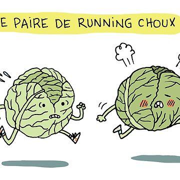 Running choux by irisboudreau