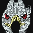 Eyes Of The Falcon by Zort70