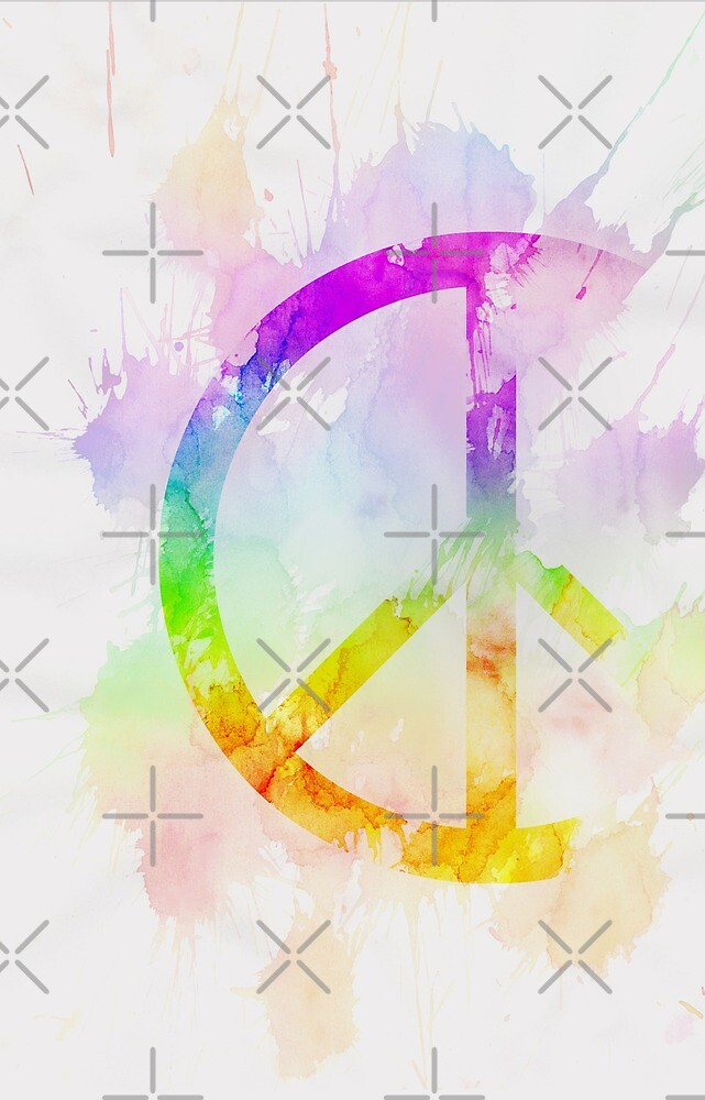 Peace by halfabubble