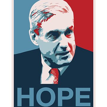 Robert Mueller HOPE by kedsi