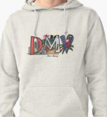 DMV Vivid  Pullover Hoodie