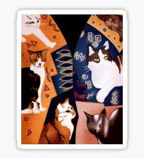 Freddie Mercury's Waistcoat Sticker