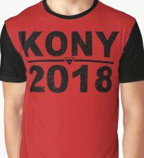 Kony 2018 Graphic T-Shirt