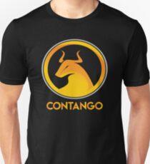 Contango Bull Market Symbol Wall Street Ink Unisex T-Shirt