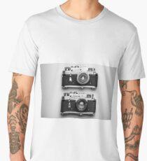 Retro Photo Men's Premium T-Shirt