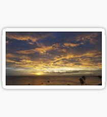 Best Sunset in Mui Ne Sticker