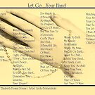 Let Go .... Your Hand  by Amber Elizabeth Fromm Donais