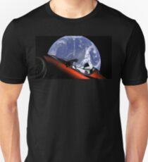 Tesla Starman Roadster Unisex T-Shirt