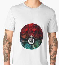Steampunk Pokeball Men's Premium T-Shirt